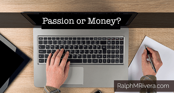 Entrepreneurial Sophie's Choice: Passion or Money? You have a decision to make. Tomorrow you have to work on one of your business ventures. You must pick one. The other dies.
